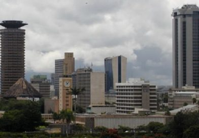 United Nations office in Nairobi