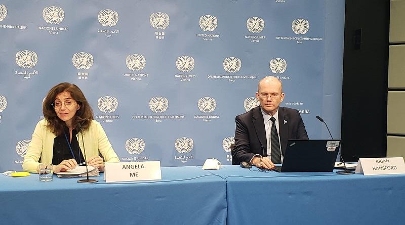 UNODC World Drug Report 2021